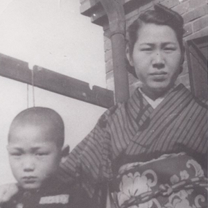 Rosa Kwon Easton's Father & Grandmother