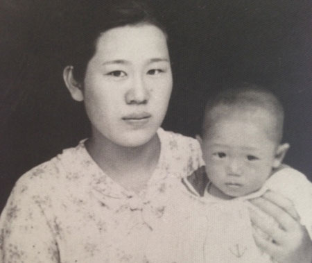 Rosa Kwon Easton's paternal grandmother & her father