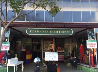 The Ticktocker Thrift Shop