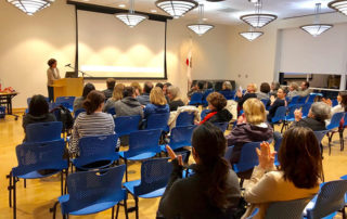 women in power event at PVLD March 2019