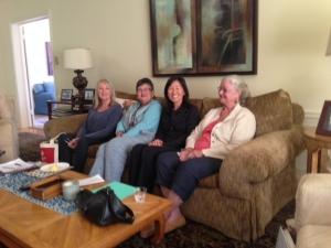 Rosa Kwon Easton & Writing Group