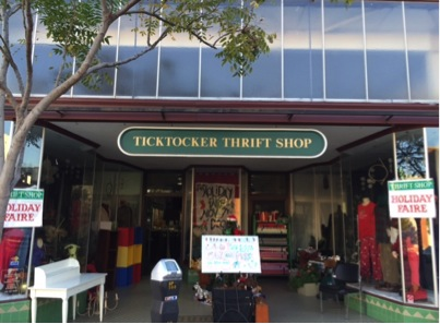 The Ticktocker Thrift Shop