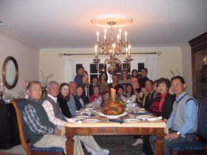 Easton Family Thanksgiving